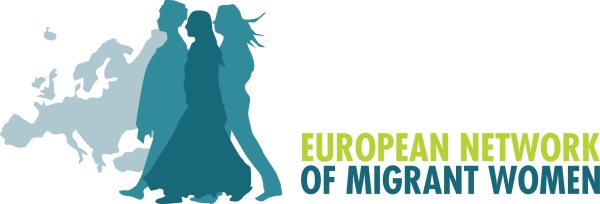 logo european network of migrant women