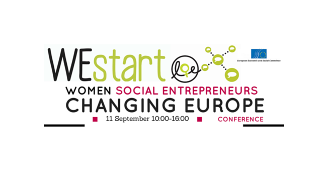 Women social entrepreneurs changing Europe // Conference 11.09.2015
