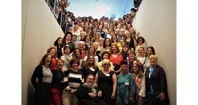 Our 2019 European Women's Forum