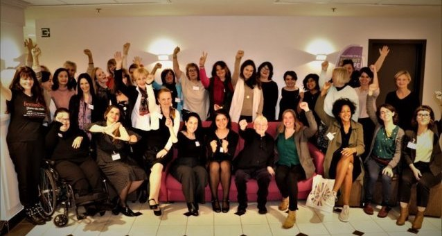 EWL Observatory meets in Brussels to continue its work to end VAWG and promote the Istanbul Convention