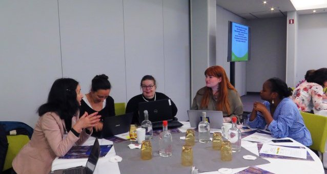 Violence against Women Politicians: A reflection on the #HerNetHerRights training for the EWL 50/50 European election campaign