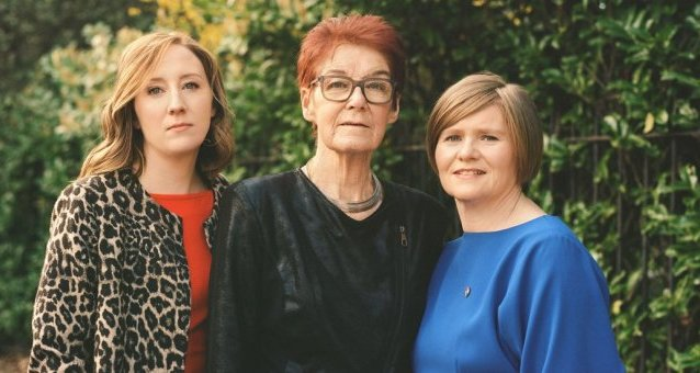 Orla O'Connor from the National Women's Council of Ireland named in TIME 100 list of influential people