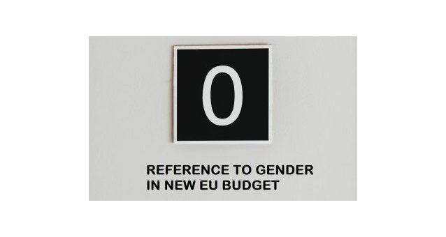 Gender & Development civil society organisations: #EUbudget where is the money for gender equality?