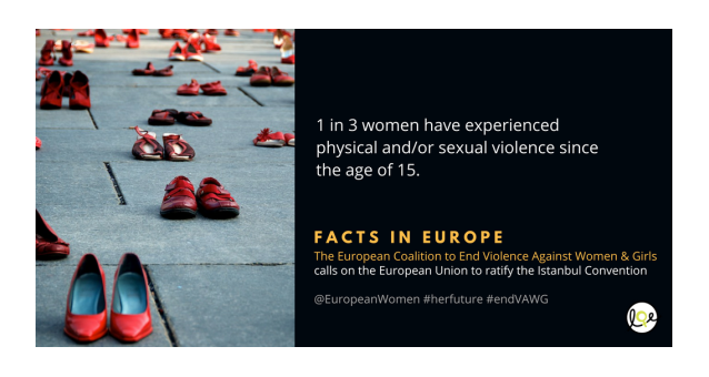 2017 European Year of focused action to fight violence against women: will the EU walk the talk?