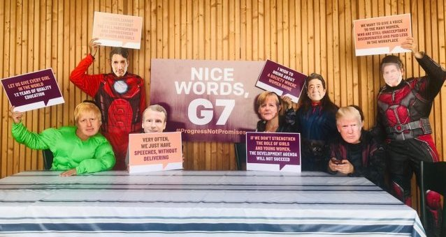 G7 Summit: Our call to world leaders