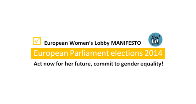 Manifesto - Act now for her future, commit to gender equality!