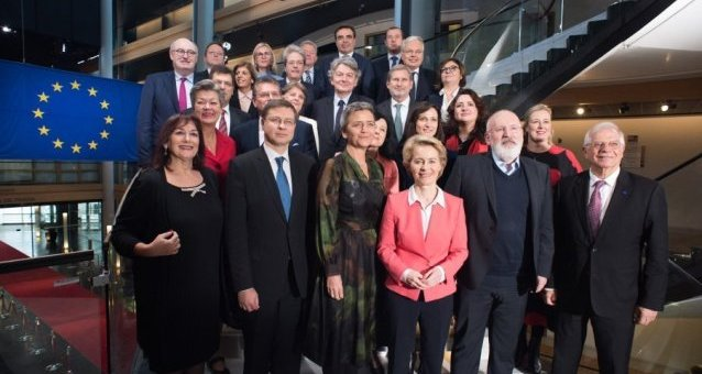 From commitments to actions - the EWL's call to the new European Commission