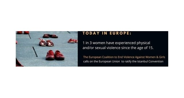 European Coalition to end Violence against Women: Joint Statement