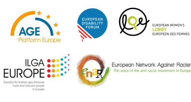 Joint letter to EU decision-makers on funding human rights and equality for all