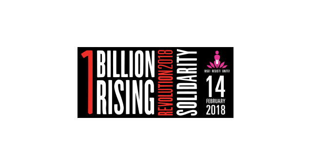EWL marks One Billion Rising 2018