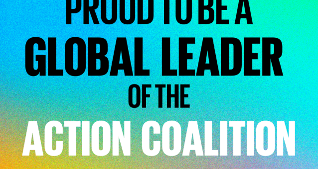 EWL is a leader of the Action Coalition on Gender-Based Violence