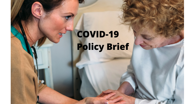 EWL Policy Brief: Putting equality between women and men at the heart of the response to COVID-19 across Europe