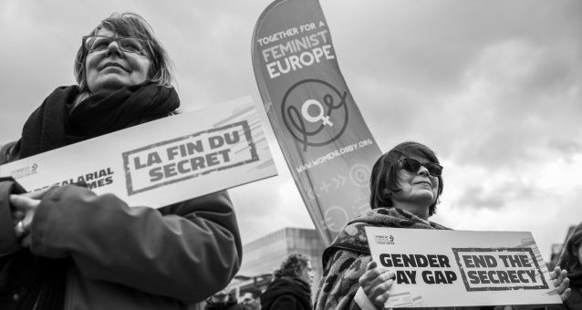 The European Commission must act now to close the gender pay gap