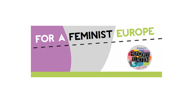 EWL Beijing+20 in November: Violence against Women in Europe