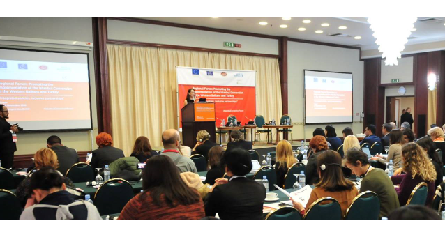 Regional forum on the implementation of the Istanbul Convention in the Western Balkans and Turkey