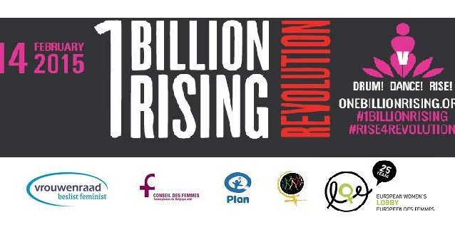 One Billion Rising Brussels 2015 – 14/02/2015