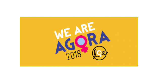 AGORA 2018 coming up!
