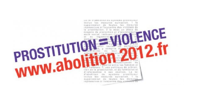France - la CLEF et le Collectif Abolition 2012 se mobilisent contre la prostitution