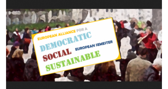 "A Beating Heart for a Better Europe | EU Semester Alliance video ""Enabling civil-society to participate in the shaping of EU policies"""