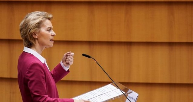 Letter to President von der Leyen: An EU budget that fully finances equality between women and men as a political priority