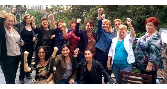 Romanian Women's Lobby visits Brussels