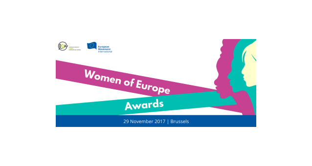 The Women of Europe Awards: the WINNERS